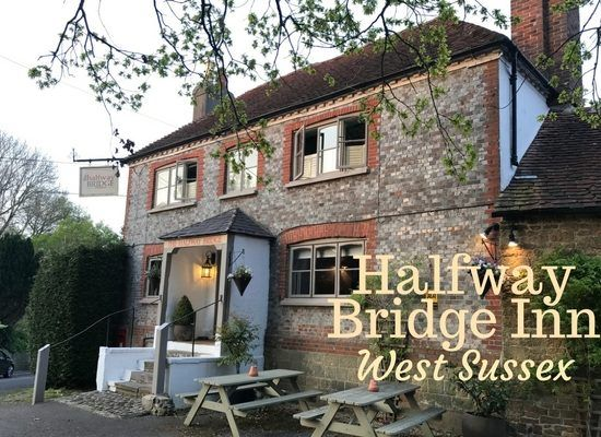 Halfway Bridge Inn in West Sussex