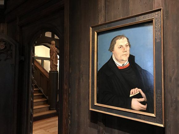 Martin Luther in Veste Coburg Photo: Heatheronhertravels.com