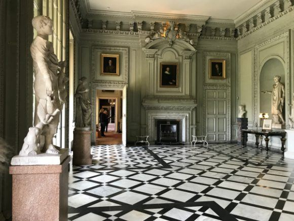 Petworth House in West Sussex photo: Heatheronhertravels.com