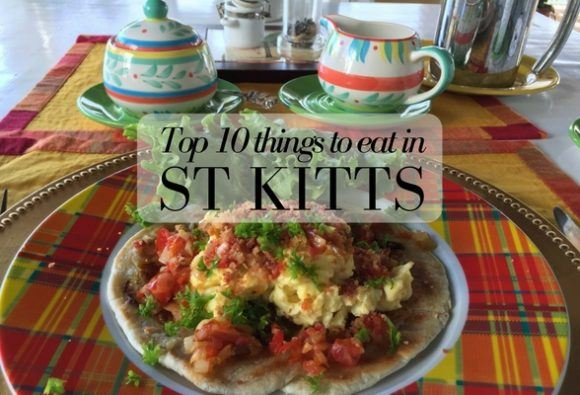 Top 10 Foods on St Kitts