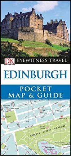 DK guide to Edinburgh