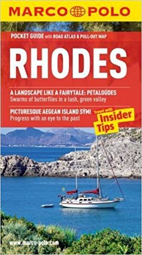 Marco Polo Guide to Rhodes