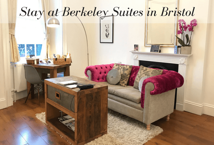 Berkeley Suites in Bristol