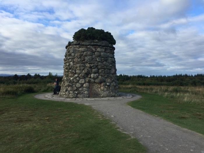Culloden battlefield near Inverness in Scotland Photo: Heatheronhertravels.com