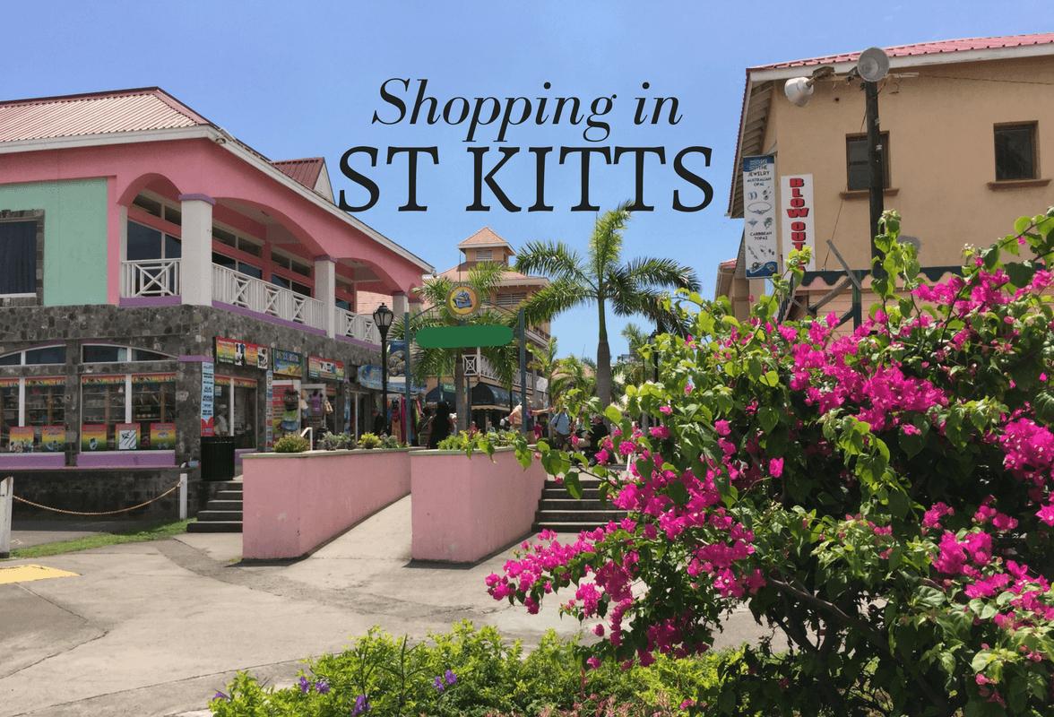 Shopping in St Kitts