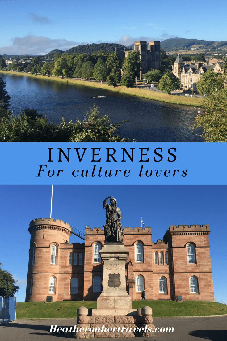 Read about Inverness for culture lovers