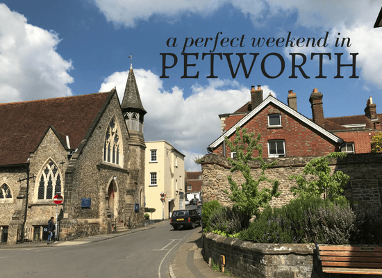 A perfect weekend in Petworth