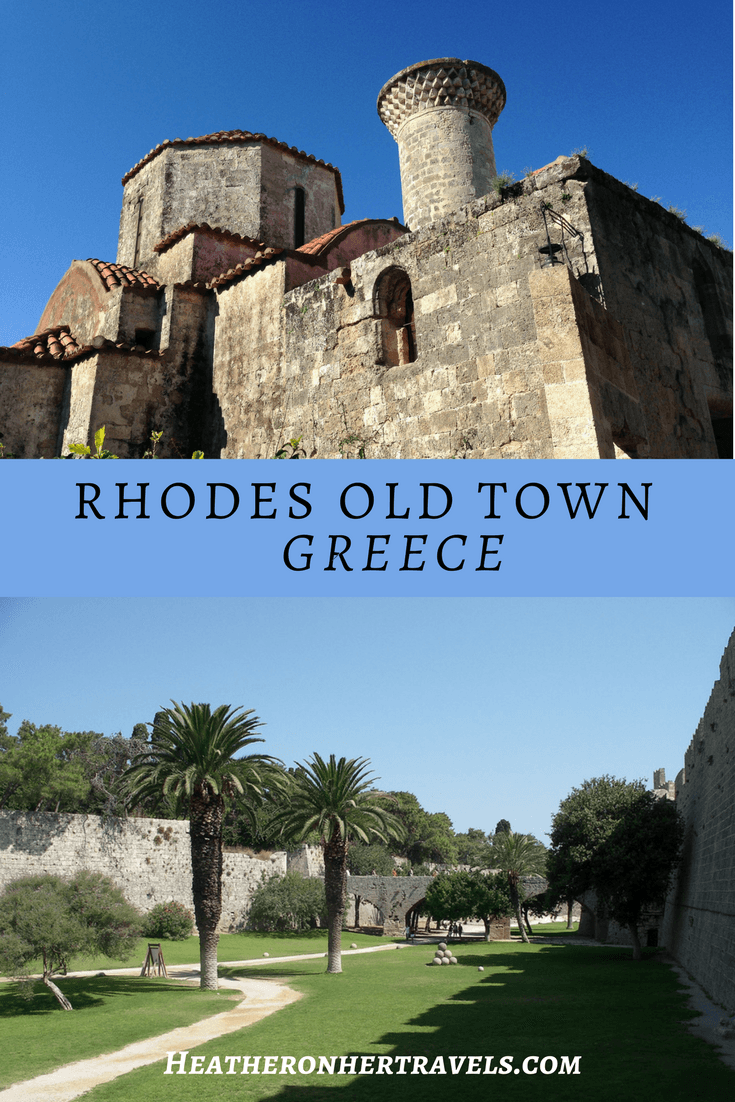 Read about Rhodes Old Town for Culture Lovers