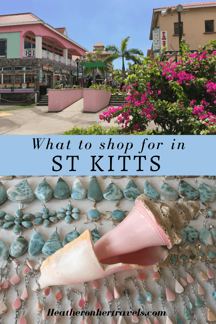 Read about Shopping in St Kitts