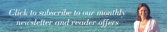 Subscribe to Heather on her travels newsletter