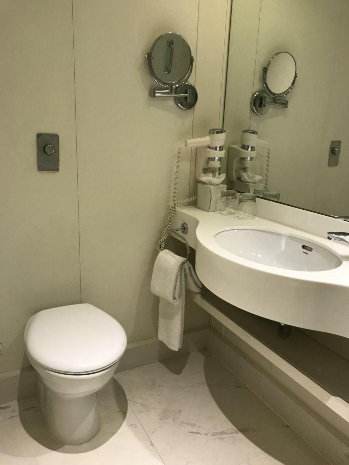 Bathroom on Aegean Odyssey Photo: Heatheronhertravels.com