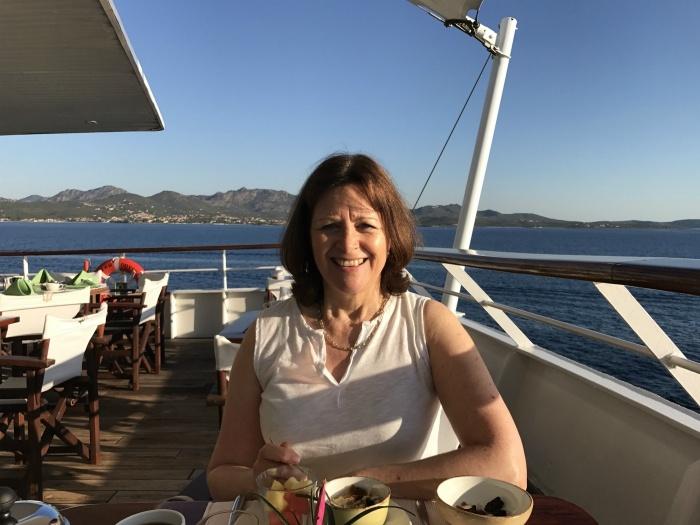 Breakfast on Aegean Odyssey Photo: Heatheronhertravels.com