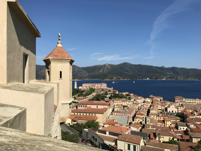 Medici Fortress on Elba