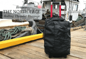 Review: The North Face Rolling Thunder luggage – discover your spirit of adventure