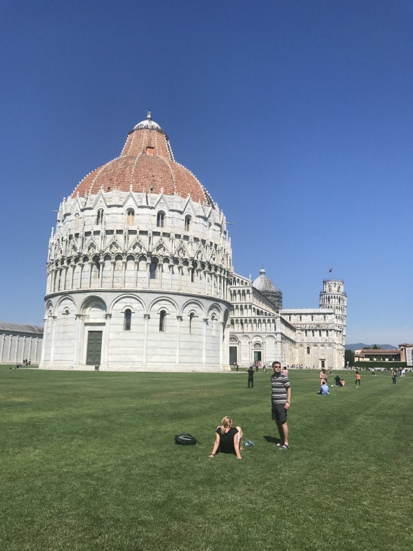 Pisa with Voyages to Antiquity Photo: Heatheronhertravels.com