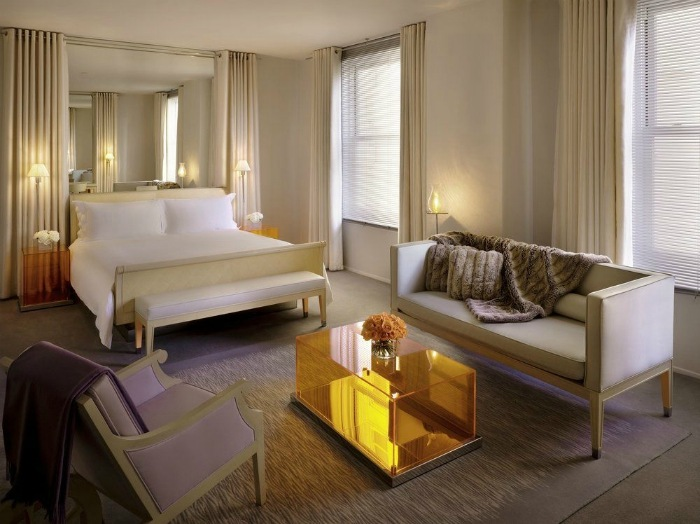 Clift Hotel in San Francisco