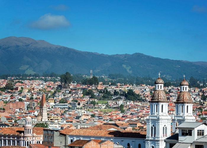 Cuenca in Ecuador with Audley Travel