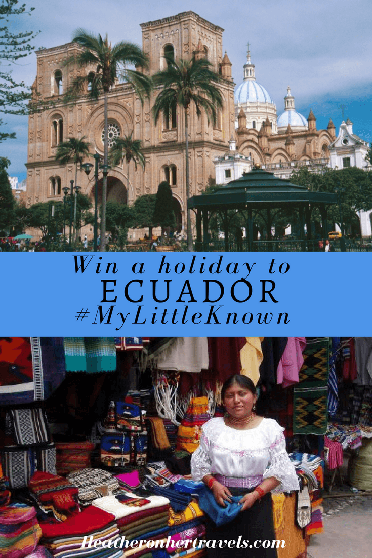 Read how you can win a trip to Ecuador with Audley Travel