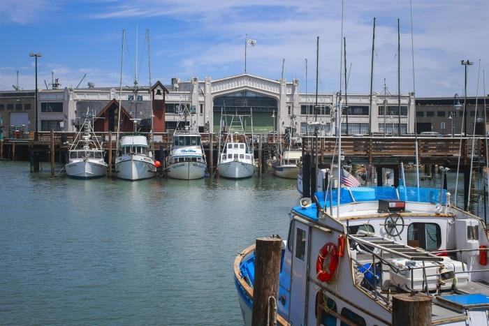 Fisherman's Wharf San Francisco Photo: Yu Jen Shih on Flickr