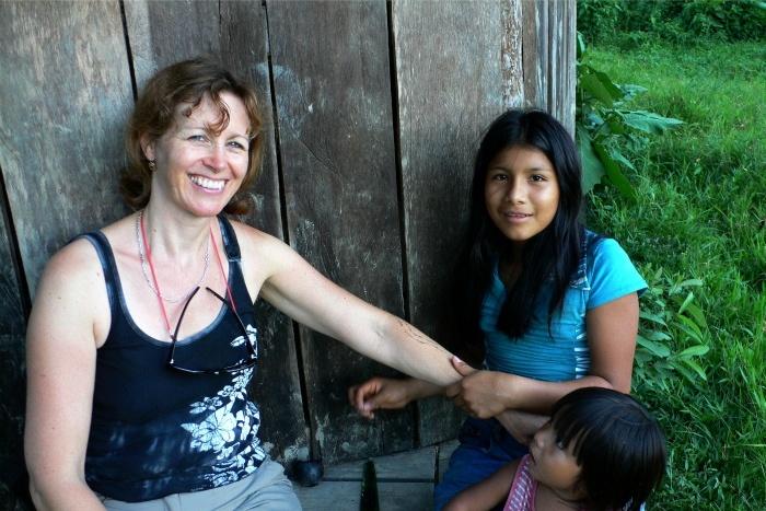 Having a Wika tattoo in Ecuador