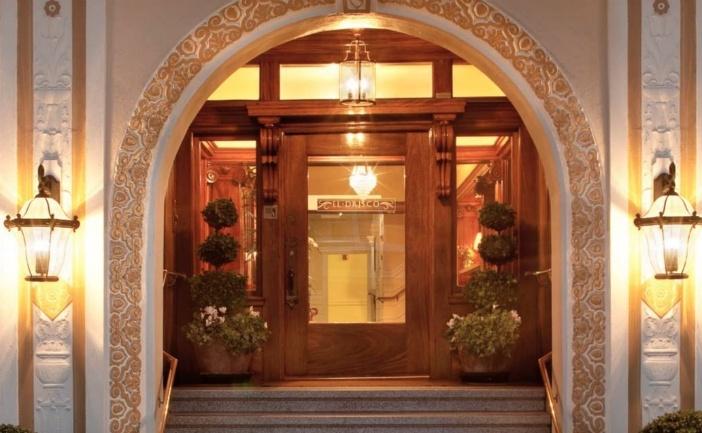 Hotel Drisco in San Francisco