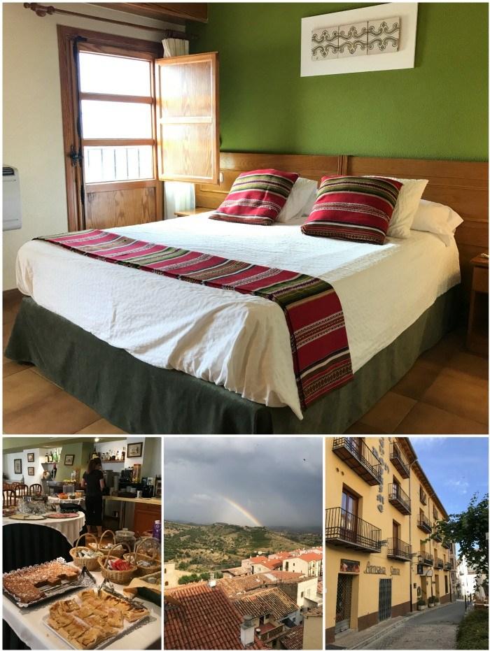 Hotel Rey don Jaume in Morella Photo: Heatheronhertravels.com