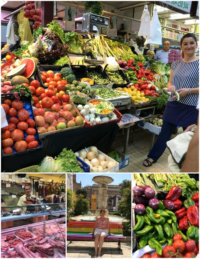 Market at Castellon de la Plana Photo: Heatheronhertravels.com