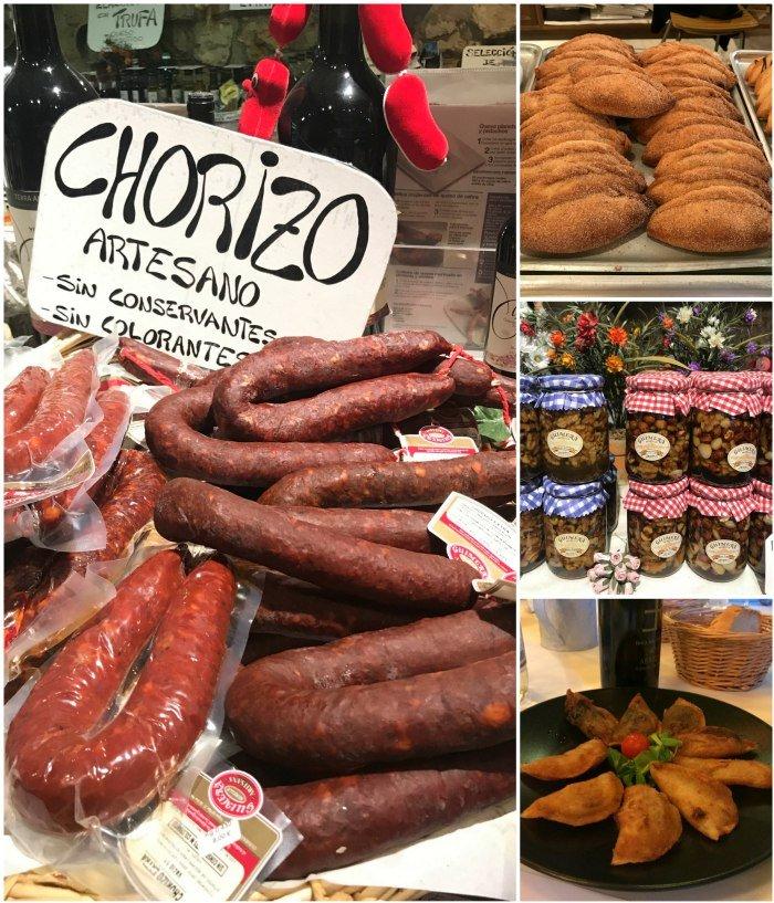 Morella artizan foods in Castellon Photo: Heatheronhertravels.com