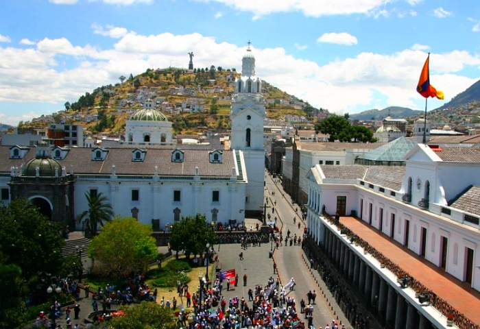 Visit Quito with Audley Travel