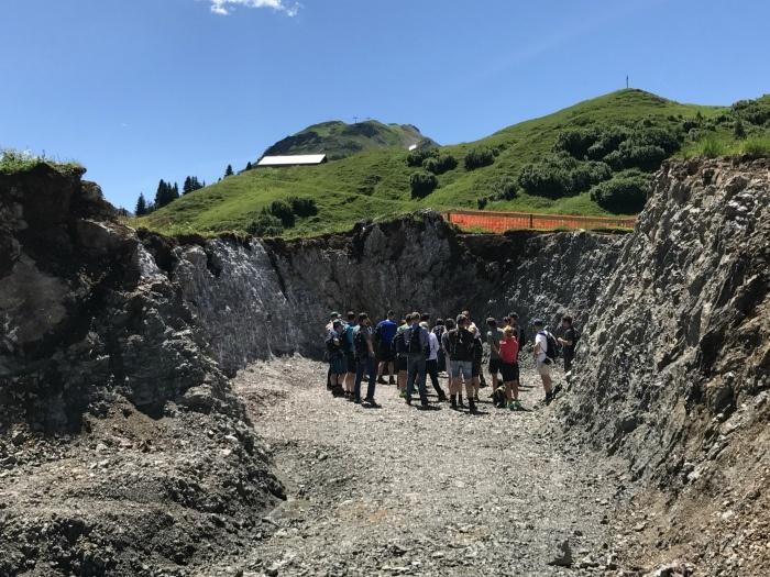 Skyspace site in Vorarlberg