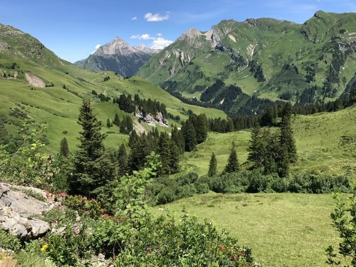 Vorarlberg near Lech Photo: Heatheronhertravels.com