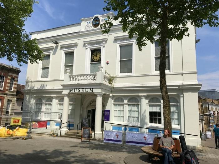 Willis Museum in Basingstoke