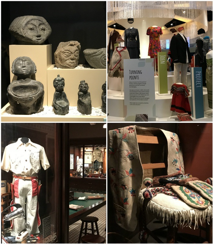 BC Museum in Victoria, Canada Photo: Heatheronhertravels.com