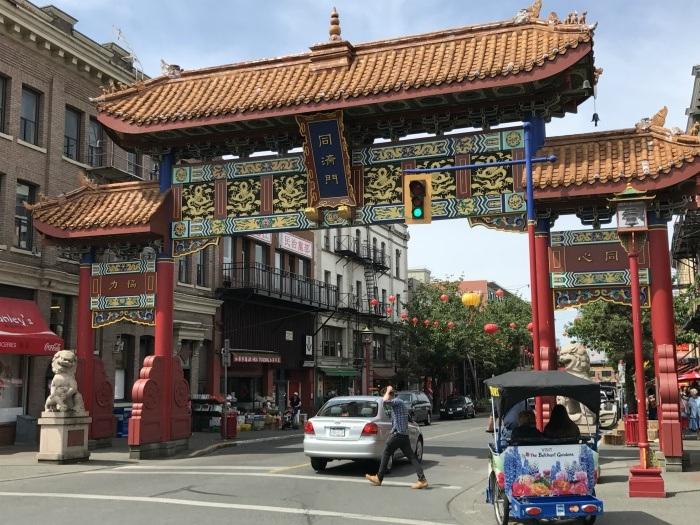 Chinatown in Victoria, Canada Photo: Heatheronhertravels.com