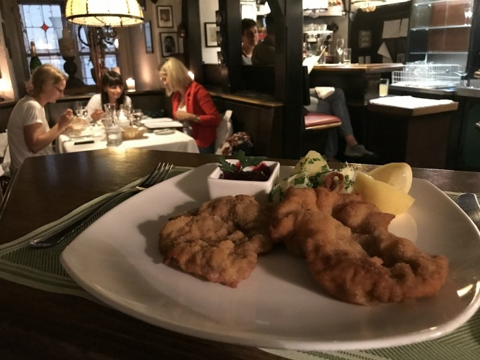 Dinner at Stainzerbauer in Graz, Austria Photo: Heatheronhertravels.com