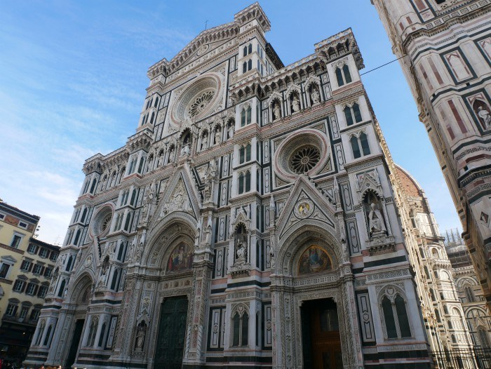Duomo in Florence, Italy with Voyages to Antiquity Photo: Heatheronhertravels.com