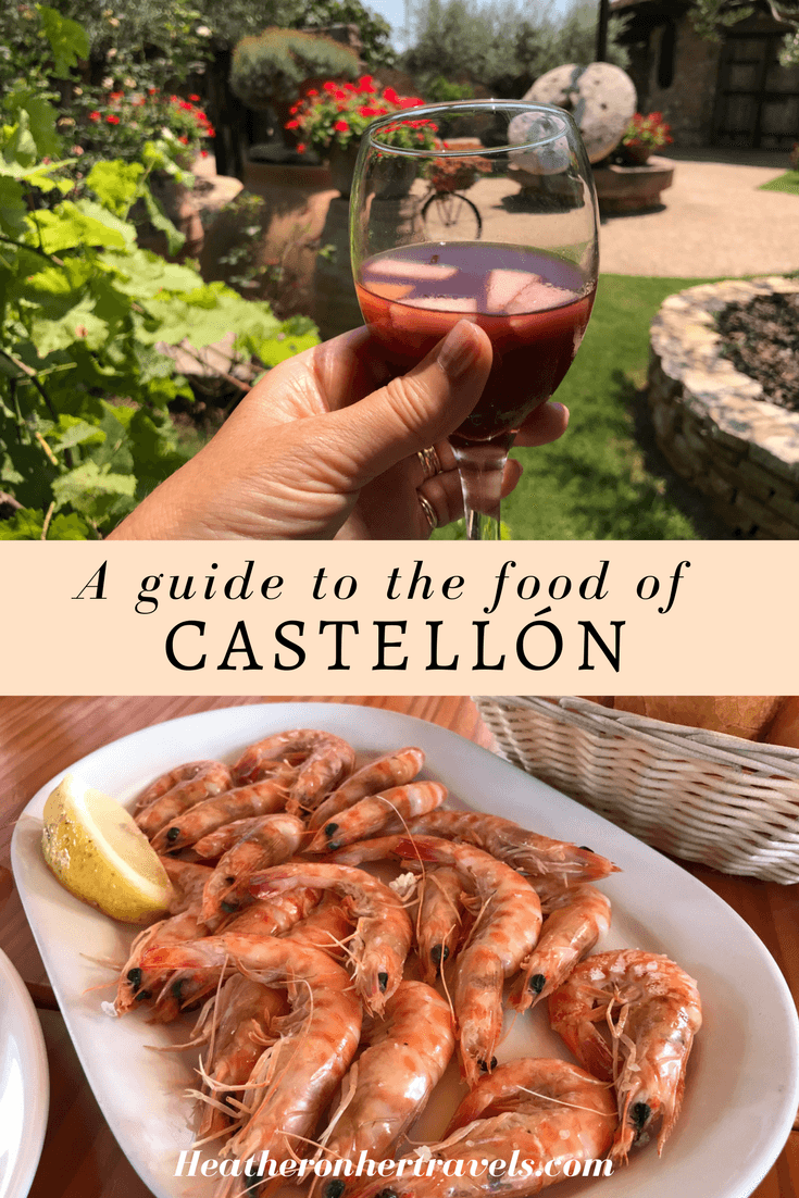 Read about the delicious food of Castellon
