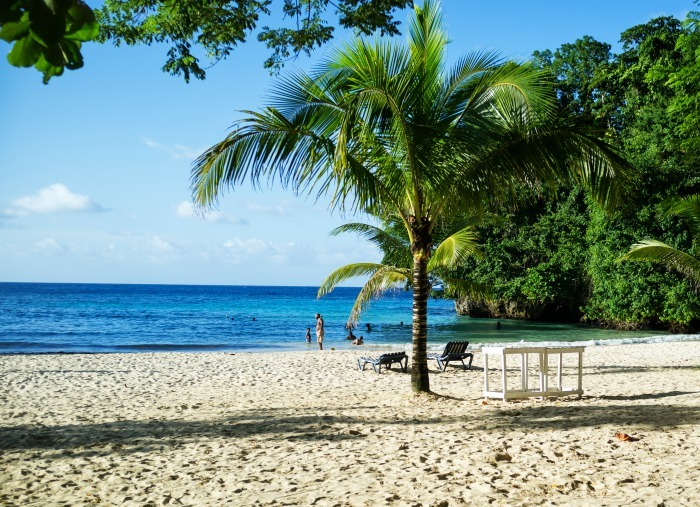 Frenchmans cove in Jamaica Photo: Nigel Burgher in Flickr