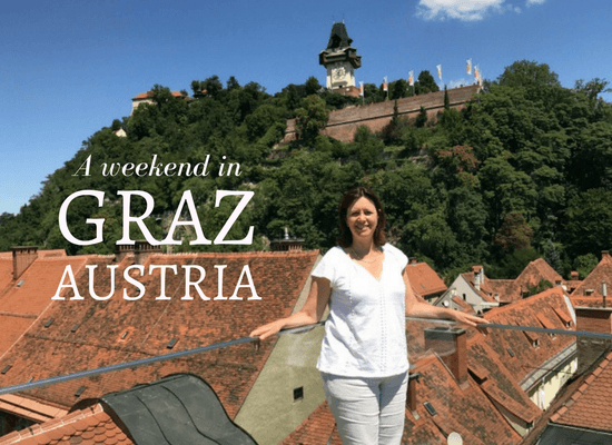 Read about a weekend in Graz Austria