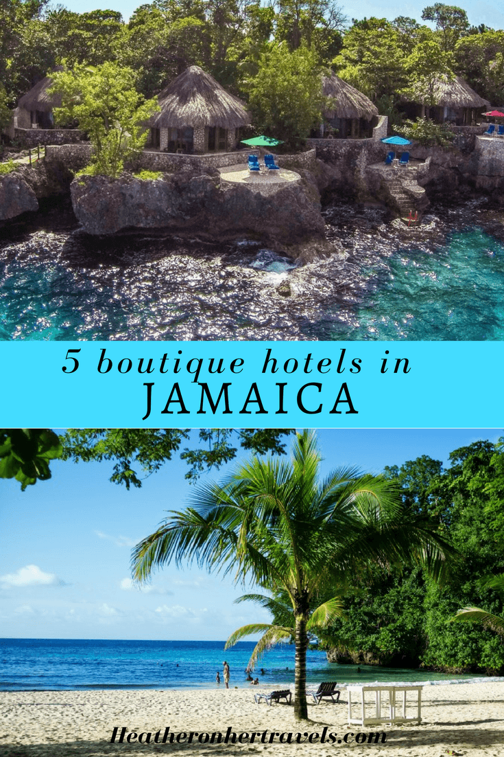 Read about 5 boutique hotels in Jamaica and what to do there