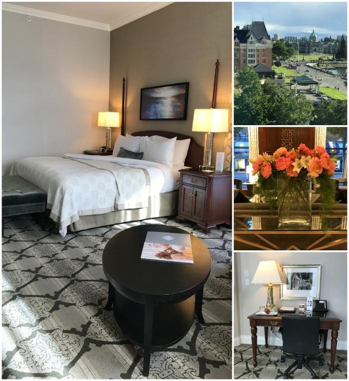 Magnolia Hotel & Spa in Victoria, Canada Photo: Heatheronhertravels.com