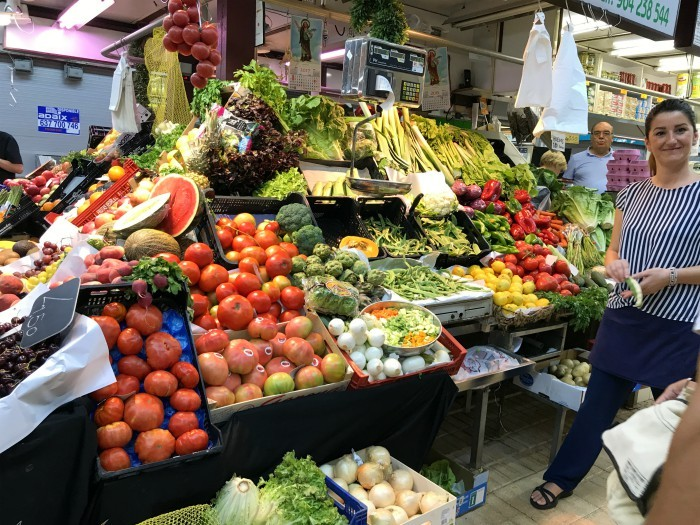 Market at Castellon, Spain Photo: Heatheronhertravels.com