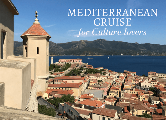 Read about a Mediterranean cruise for culture lovers