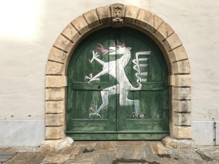 Panther of Graz in Austria Photo: Heatheronhertravels.com