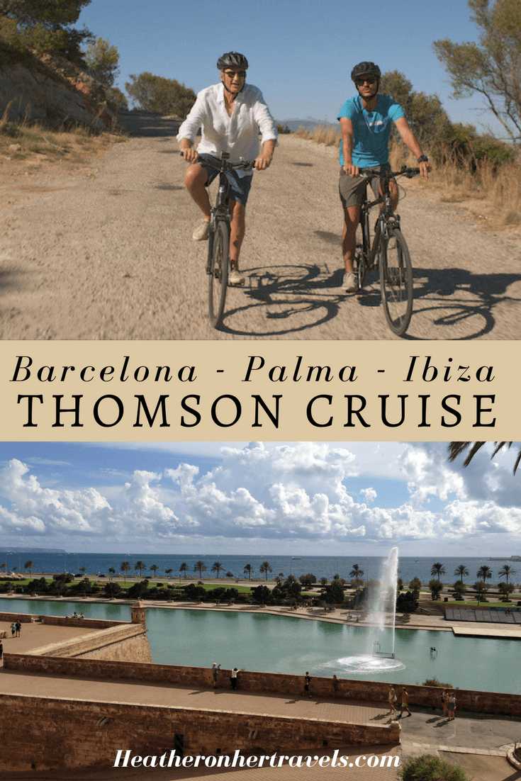 Read about things to see with Thomson Cruise