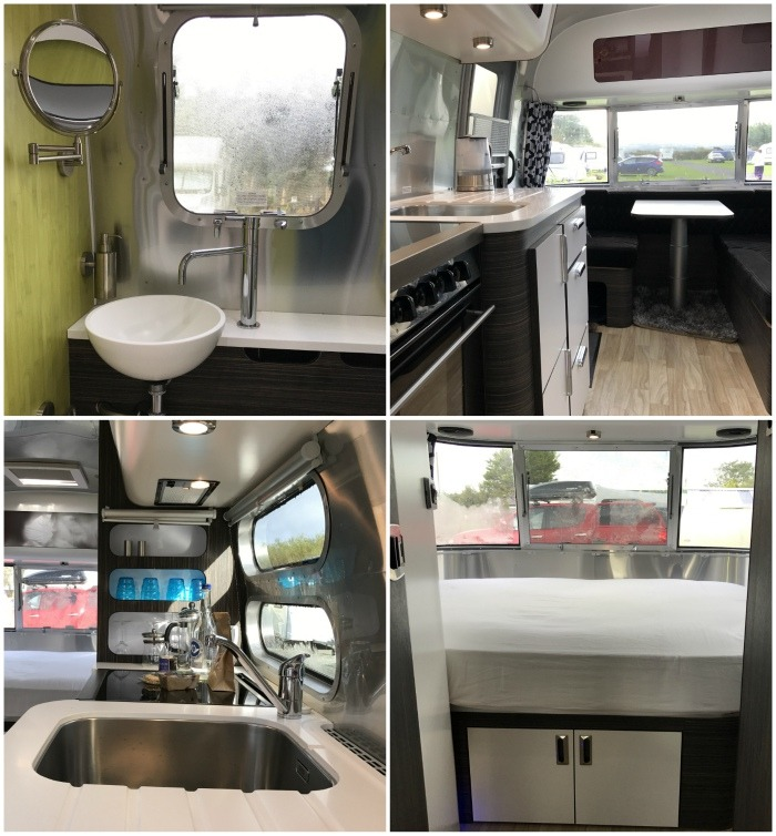 Airstream in Anglesey Photo: Heatheronhertravels.com