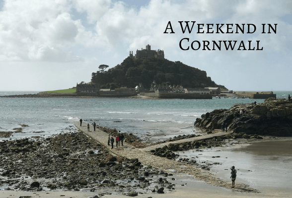 A weekend in Cornwall at the Godolphin Arms