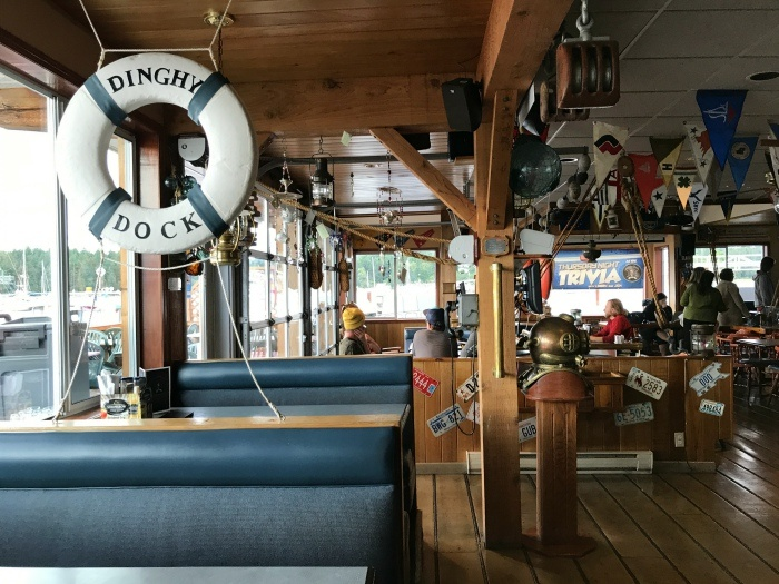 Dinghy Dock Pub in Nanaimo Photo: Heatheronhertravels.com