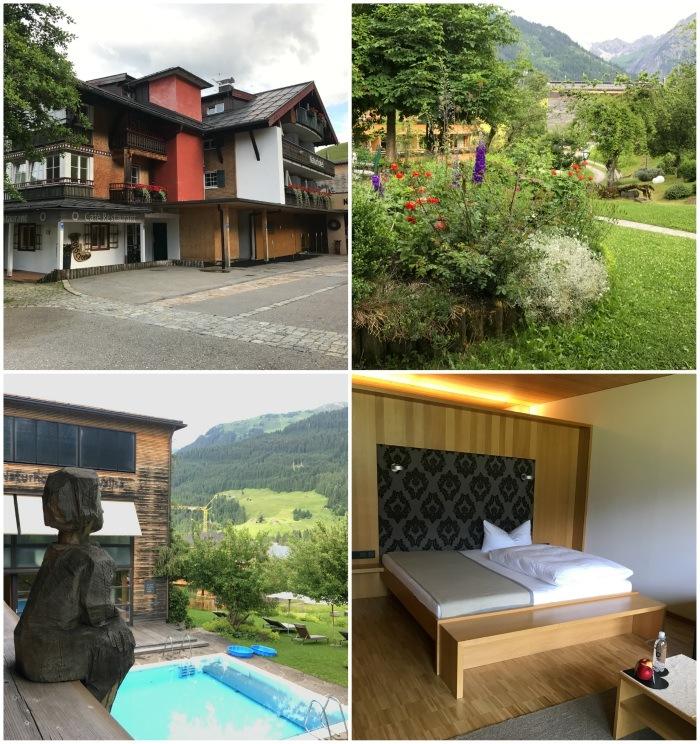 Natur hotel in Kleinwalsertal