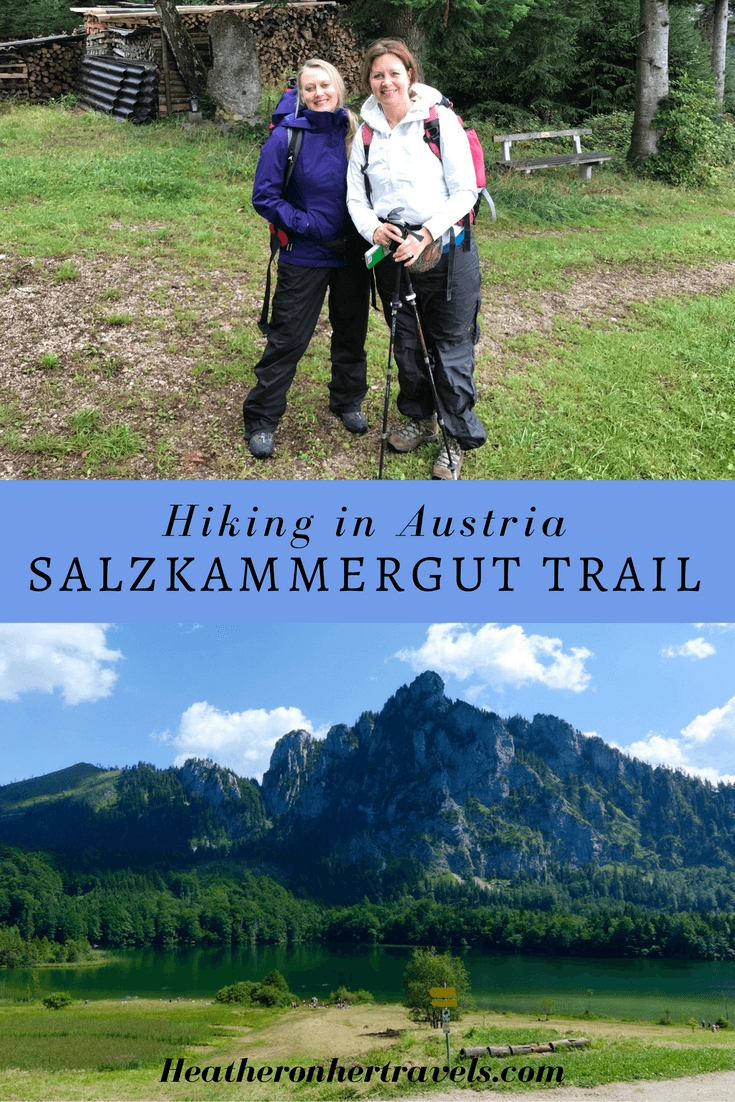 Read about hiking on the Salzkammergut long distance trail